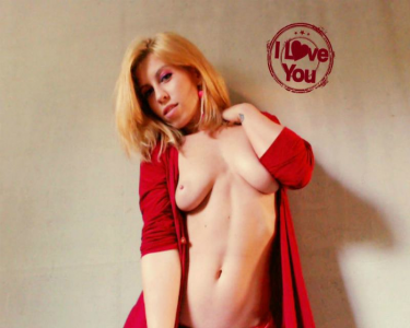 Hot red dress anal live sex